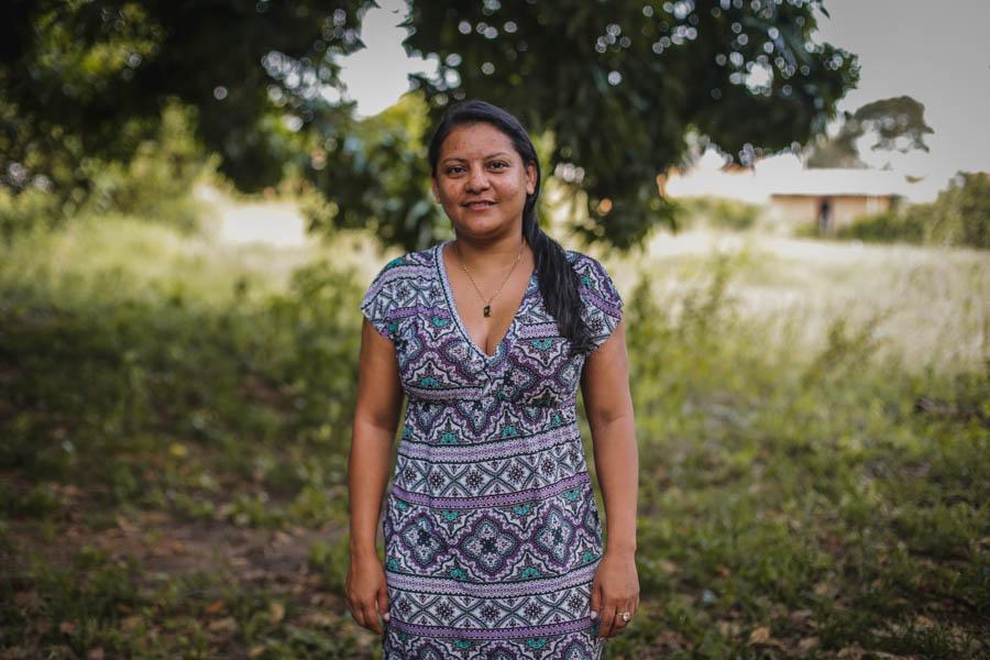 Mara, presidenta do Sindicato Rural de Alenquer. Foto: Carol Ferraz / Amigos da Terra Brasil