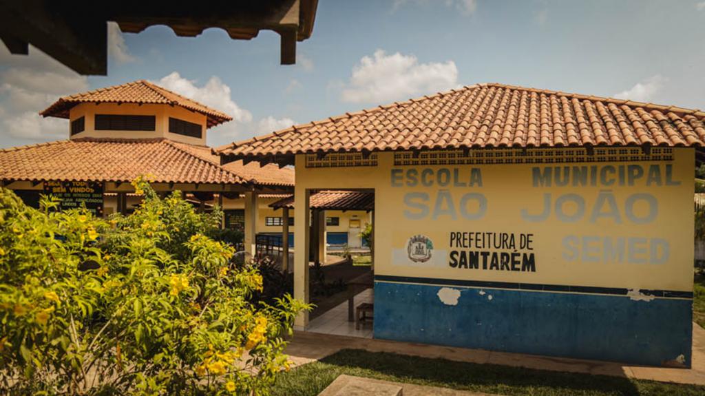 Acesso à educação e à saúde das comunidades são frutos da organização e da luta quilombola. Foto: Carol Ferraz / Amigos da Terra Brasil